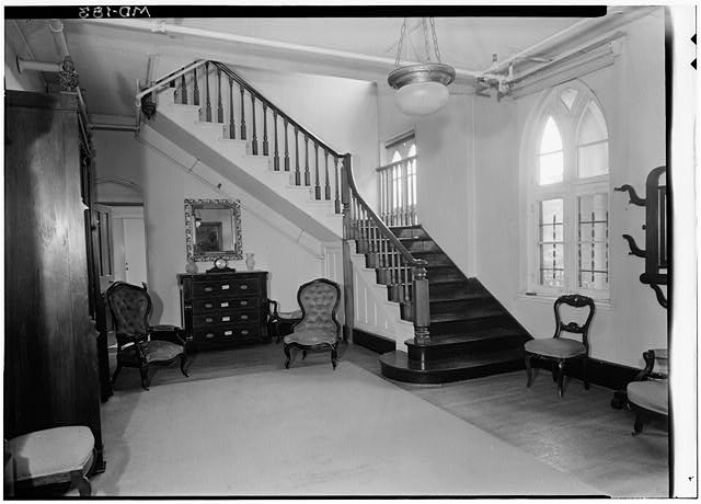 Aged Women's Home. Historic American Buildings Survey. Library of Congress