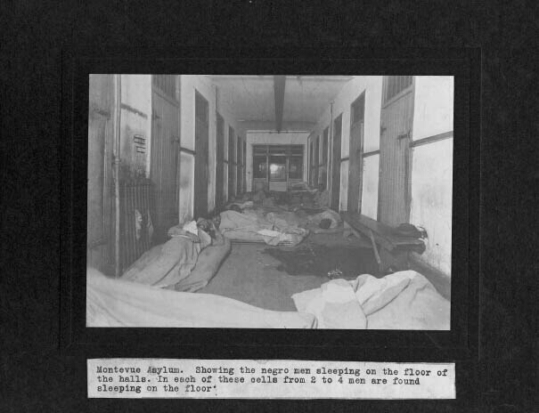 Montevuew Asylum. 23rd Annual Report of the Maryland Lunacy Commission. Maryland State Archives