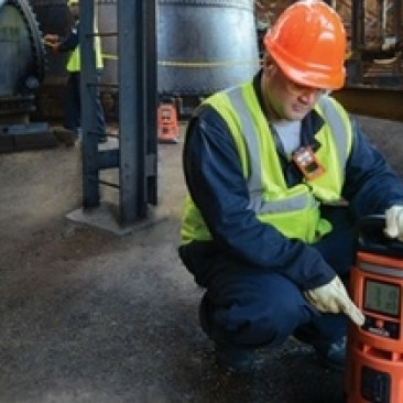 Gas Area Monitoring