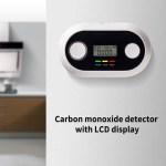 A-835W 10 Years Wi-Fi Smart Carbon Monoxide Detector-CO1 Detector