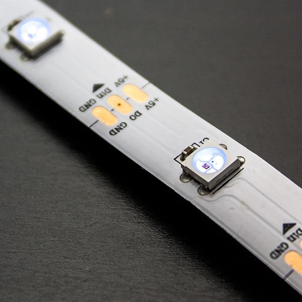 Adresowalne diody WS2812B na STM32 cz. 1