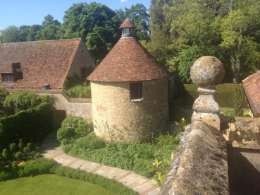 The Dovecote. This, too, is a room