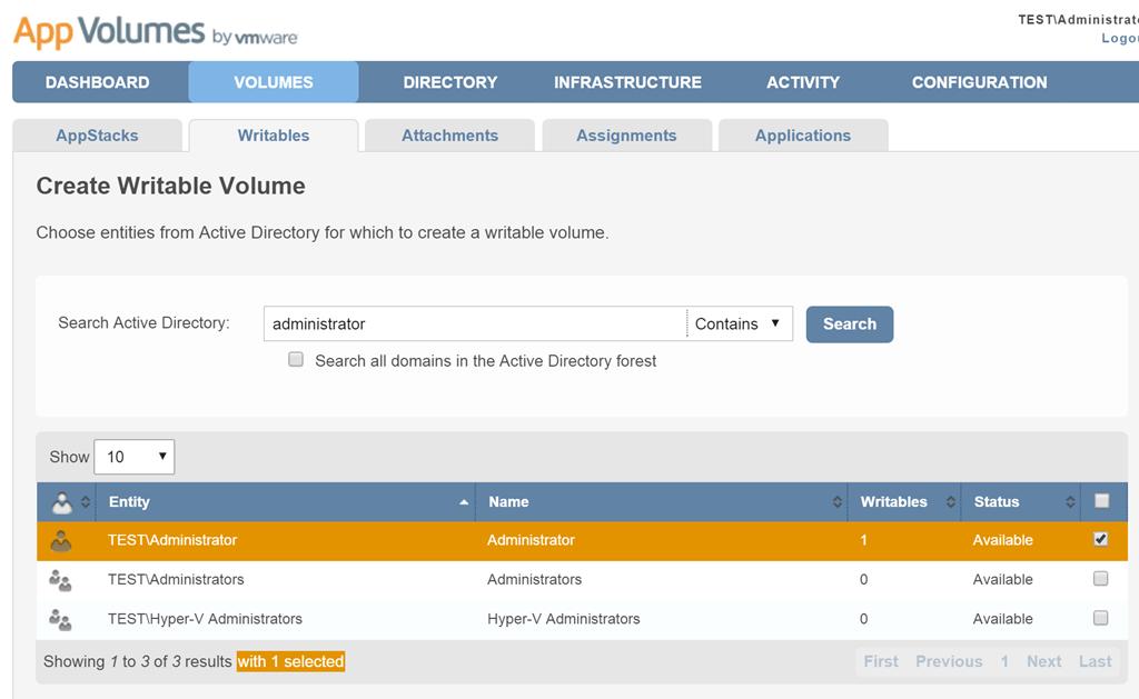 Getting started with Vmware AppVolumes | Marius Sandbu