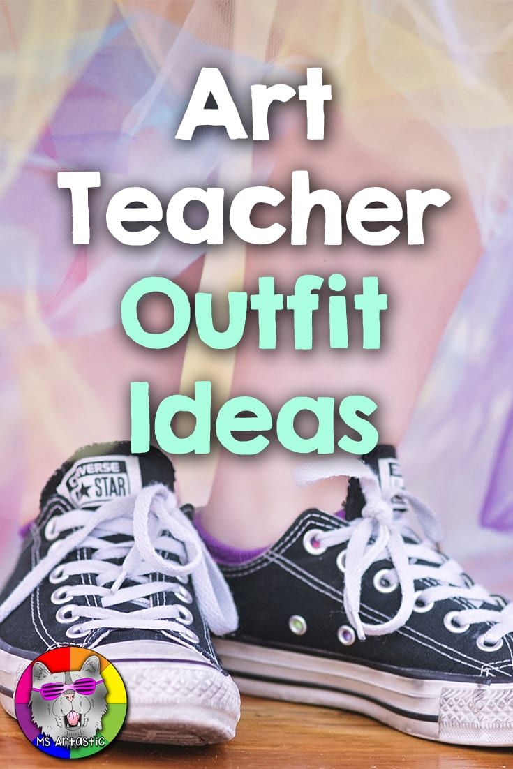 Art teacher life for real is the best. Art Teacher shirts and outfits inspiration is where it is at for planning the best casual work wear for your art classroom in either Elementary, Middle School, or High School. This shopping idea and gift guide is perfect for both art teacher gifts and outfits for work.  Ideas from Ms Artastic's Collection and the best on Amazon! #artteacher #artteacheroutfit #artteachershirt #artteachergiftguide