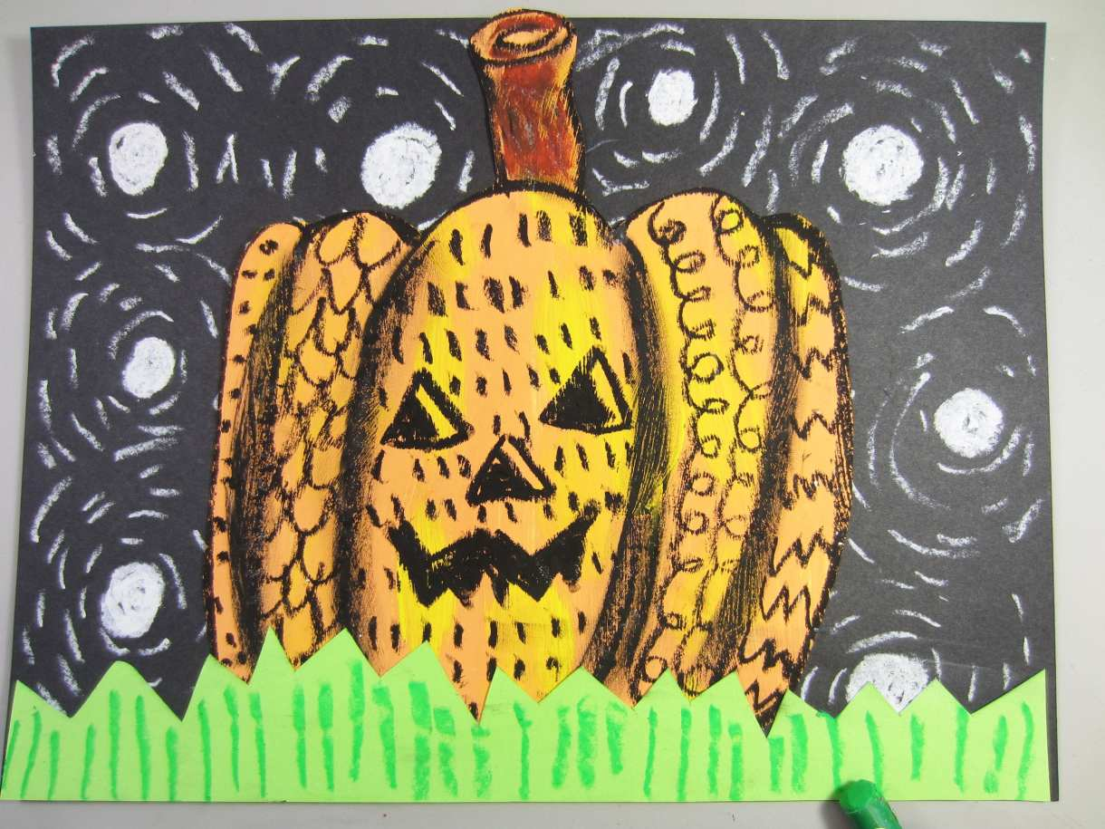 Learn How to Create this Halloween Line Art Project in your Classroom for Art Teaching Success! Plan quickly and teach confidently. Click to see this art tutorial! Art Teacher | Art Teacher Resource | Art Projects for Kids | Elementary Art Project | Middle School Art Project | Primary Art Project | Art Teacher Tips | Art Teaching Ideas | Art Education | Ms Artastic | Ms Artastic Resources