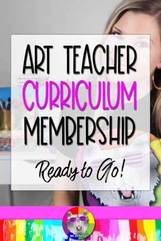 With the Artastic Collective, Art Resource Library membership for art teachers, my mission is to provide you with prepared art lessons, resources, and activities that will allow you to free up your time and live your life, whether that means traveling, pursuing your hobbies, or spending time with your family. It will provide you with Fully planned Art Lessons and Resources (that cover standards and include assessments and rubrics) will be given to you. You should be able to be an instructor or teacher and be able to have the time to LIVE life. With this membership, you will receive teaching ideas, inspiration, and guidance to help you navigate and problem-solve in your classroom or studio.