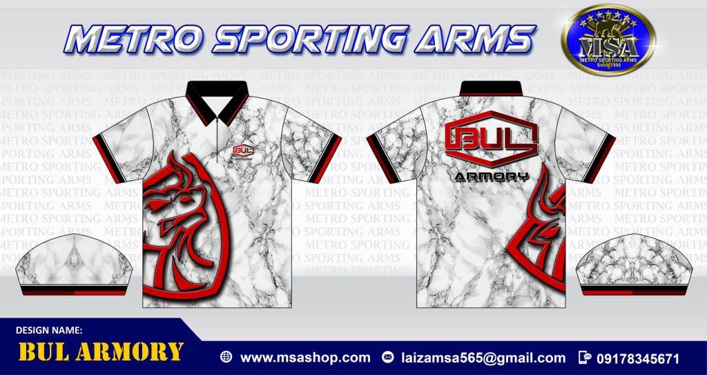 Bul Armory (red)