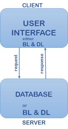 2 tier Client Server Architecture | MSA Technosoft