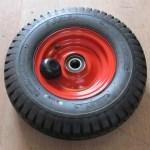 500 X 8 6Ply Tyre 8 inch Wheel 30mm Bearing