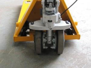 Hand Pallet Truck With Brake