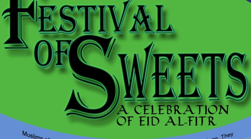 Festival of Sweets - Eid al-Fitr 2012
