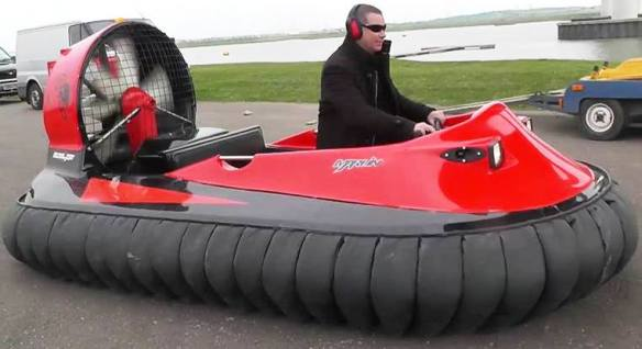 stolen hovercraft