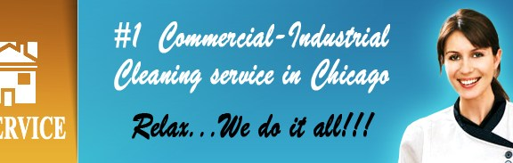 Commercial – Industrial Cleaning Service in Chicago
