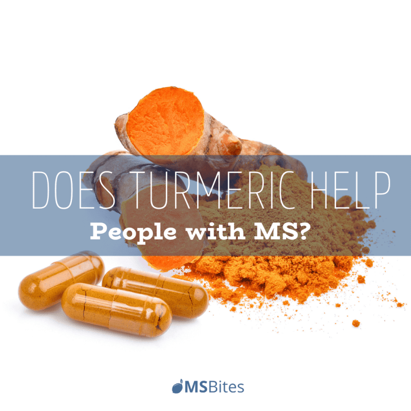 Do Turmeric Supplements Help People with MS?
