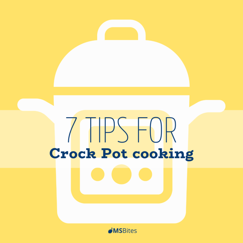 7 Tips for Crock-Pot Cooking