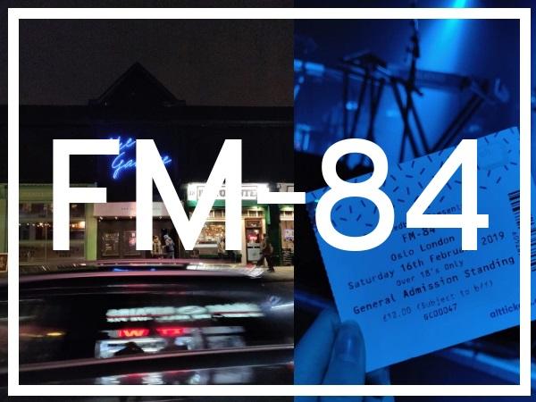 FM-84 Concert