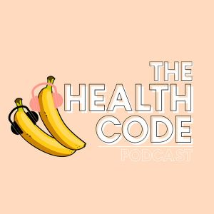 Thumbnail for Sarah's Day's Podcast The Health Code. I recommend this as part of of my Top 4 Podcasts to Listen to NOW!
