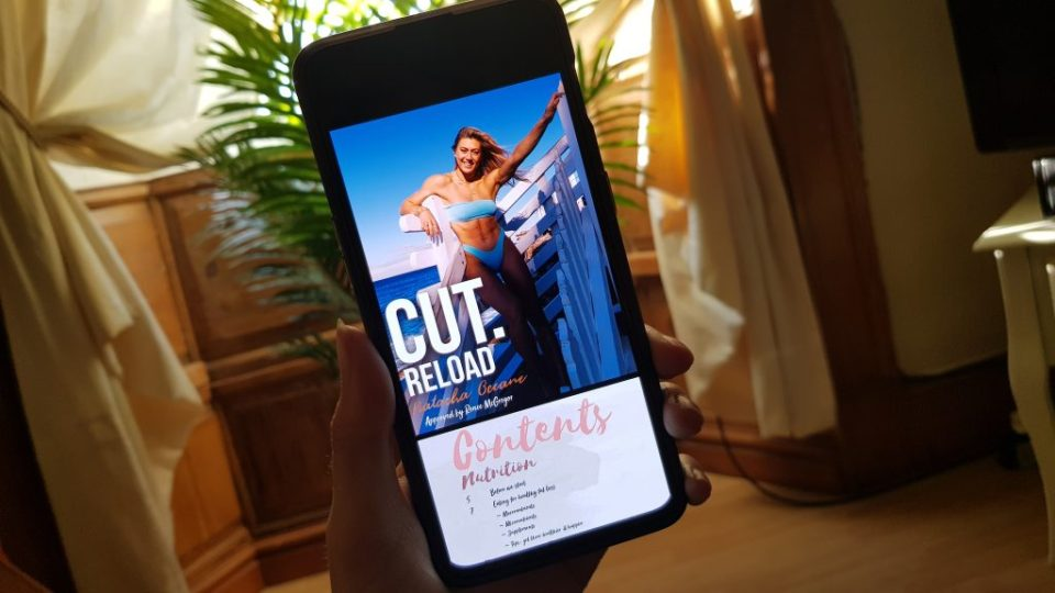 Cut Reload on OnePlus 6T PDF View