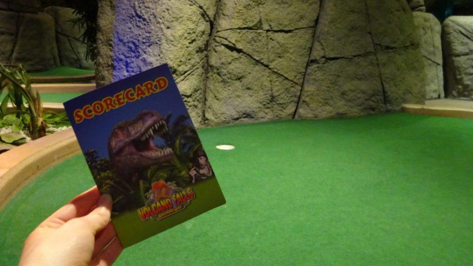 Mini-Golf at XScape
