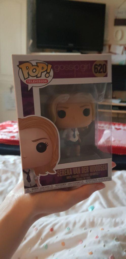 Serena Van Der Woodsen POP! Figure from Gossip Girl