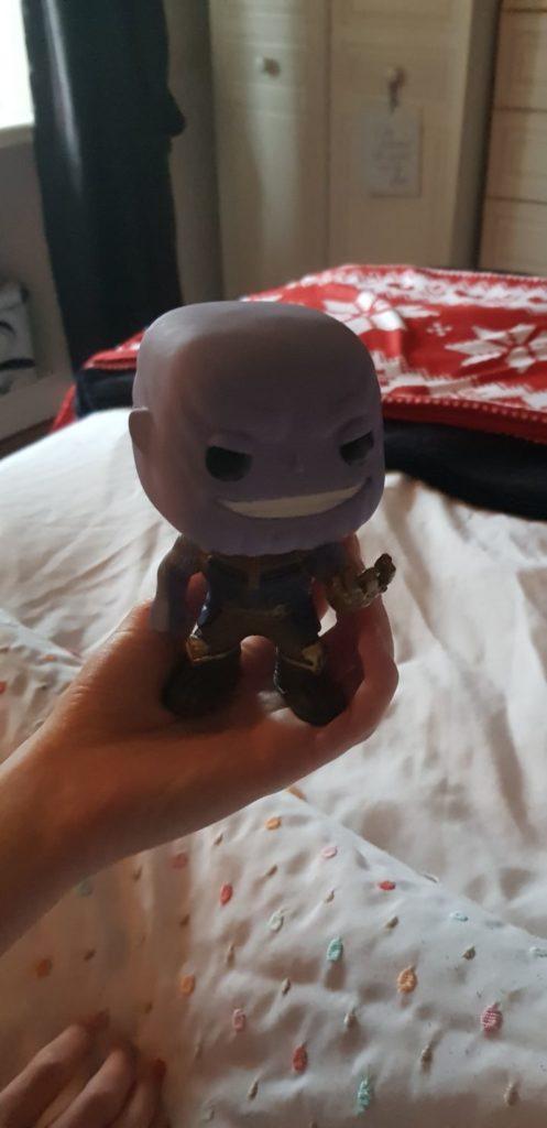 Thanos from Avengers: Infinity War POP! Figure