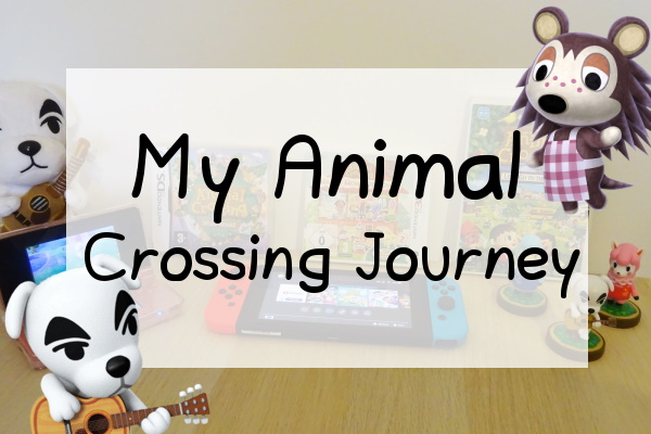 Title Text: My Animal Crossing Journey with DJ KK and Sable