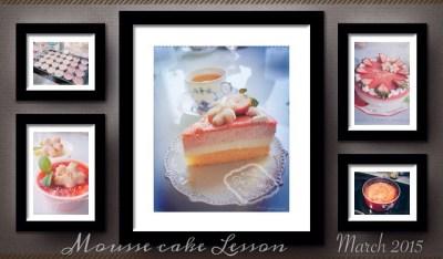 2015 March ムースケーキ