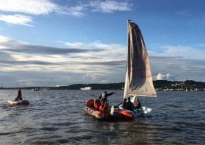 Sommerreise Norlin östliche Ostsee