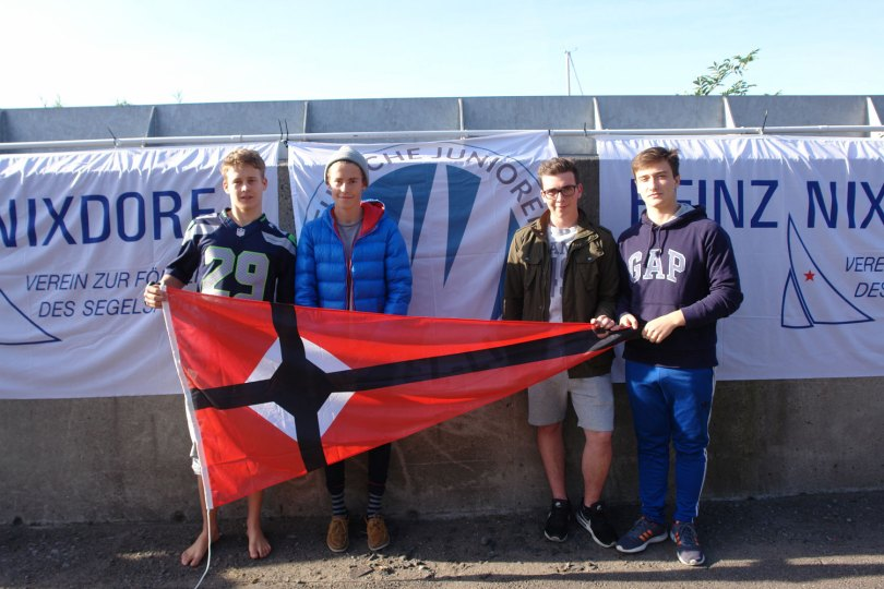 MSC, Tom Luis Schönfeldt, Anton Schroeder, Moritz Jung, Jacob Ahlers