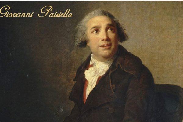 9 мая. Джованни Джорджио Катальдо Паизиелло.