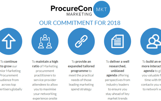 ProcureCon Marketing 2018 Re-Cap and Overview