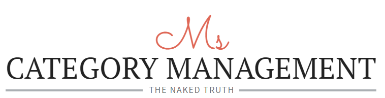 The Naked Truth - Ms Category Management 1
