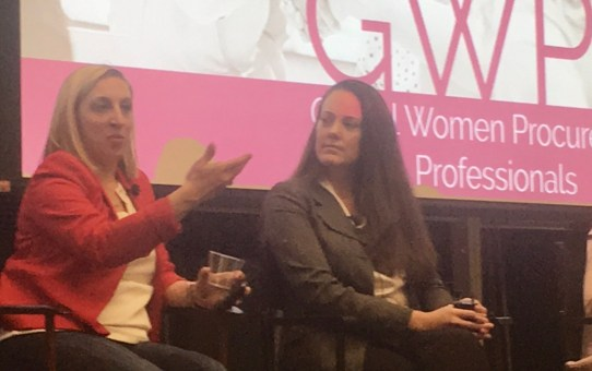 GWPP - Panelist for Global Women Procurement Professionals Event  #WSW