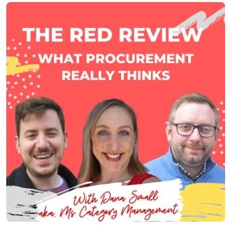 The Red Review Podcast - What Does Procurement Really Think?
