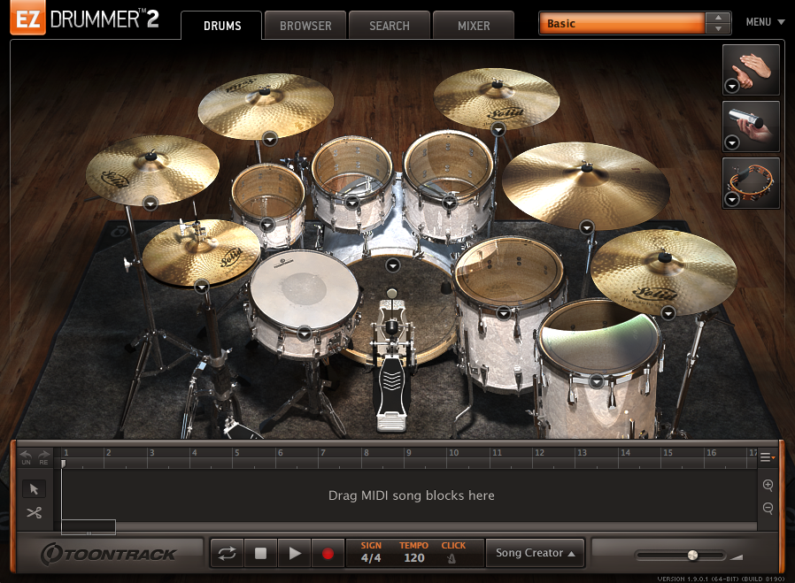 Drum beat software for pc