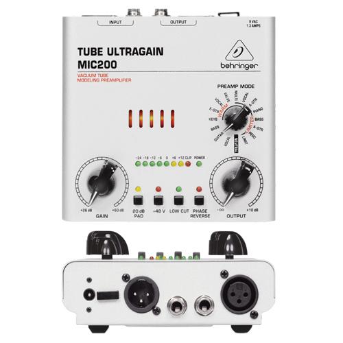 best-budget-mic-pre-behringer-MIC200