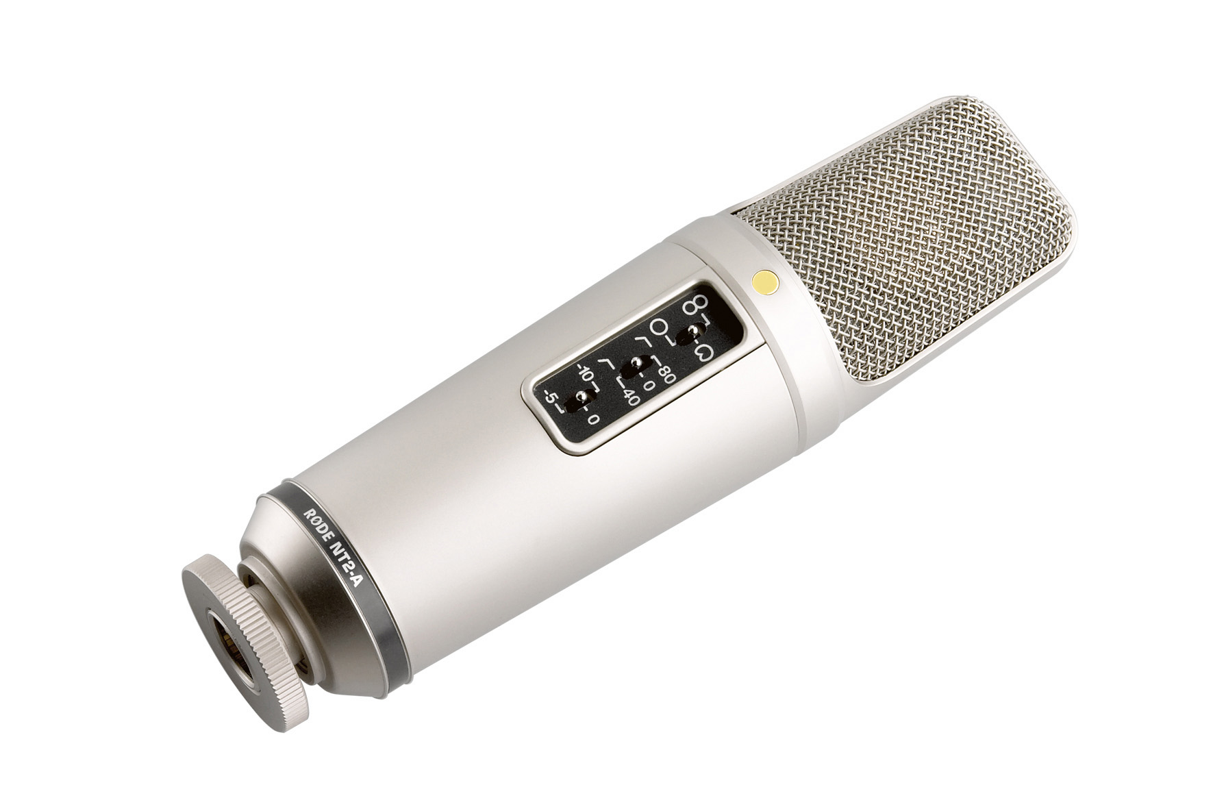 best mic for recording acoustic guitar