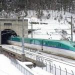 青函トンネル開業30周年!東北新幹線&北海道新幹線が半額になります
