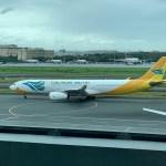 セブ・パシフィック航空の機内販売は良心的価格&レートも良くて超おすすめ(^_-)-☆