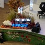 韓国仁川空港での野宿は超快適(^^)無料のシャワー情報も教えちゃいます(^_-)-☆