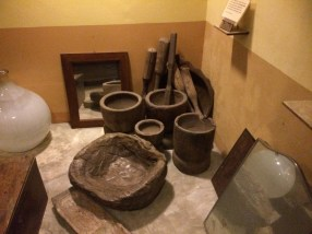 Sulyap Cafe Museum indigenous artifacts