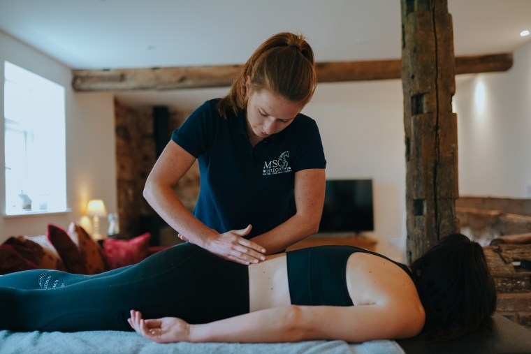 human osteopathy physio treatment - MSC Osteopathy