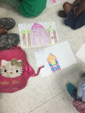 Area and perimeter art