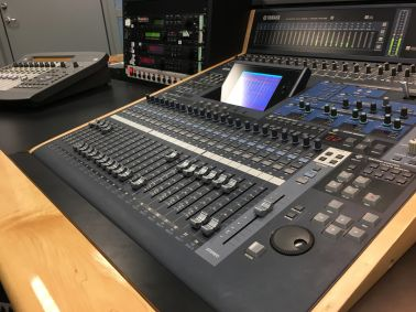 Digital Recording Desk
