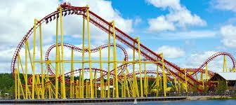 Rollercoasters: Year 11 Term 2 Week 1