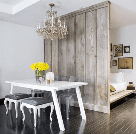 space saving ideas for a small studio apartment
