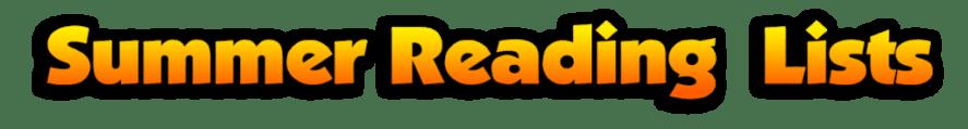 Summer reading1