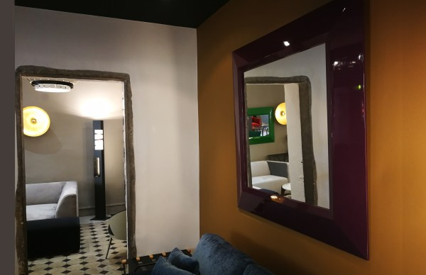 miroir interieur design lyon ms mis en scene design