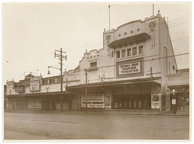 Enmore Theatre, Sydney, 1920s