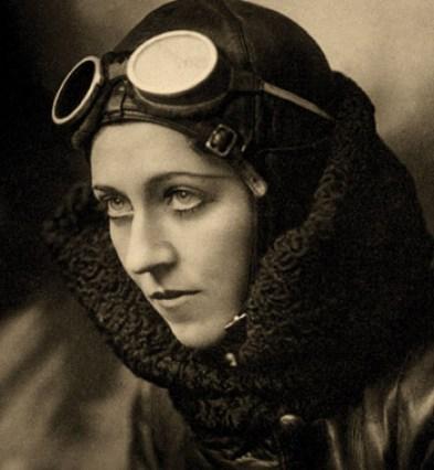 Amy Johnson, aviator